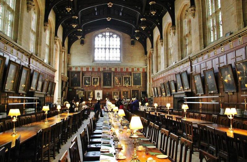 第十四天   牛津大学