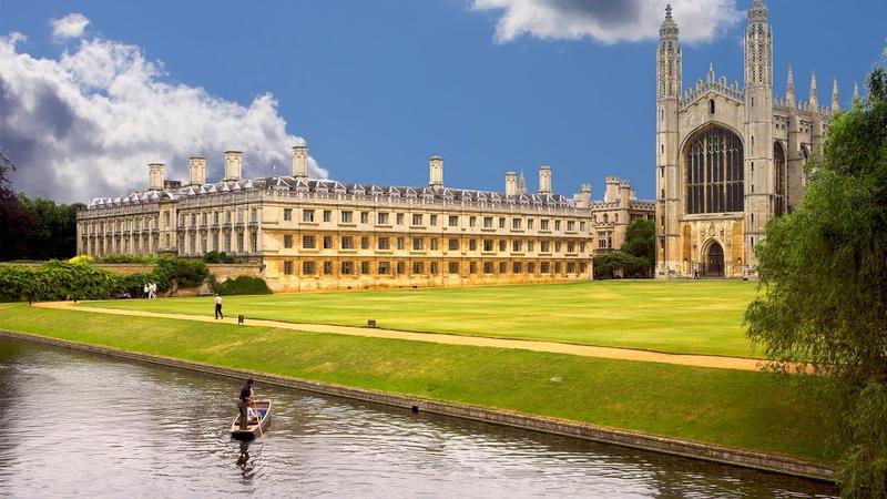 第十一天   剑桥大学