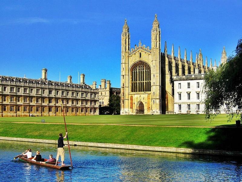 第六天   剑桥大学