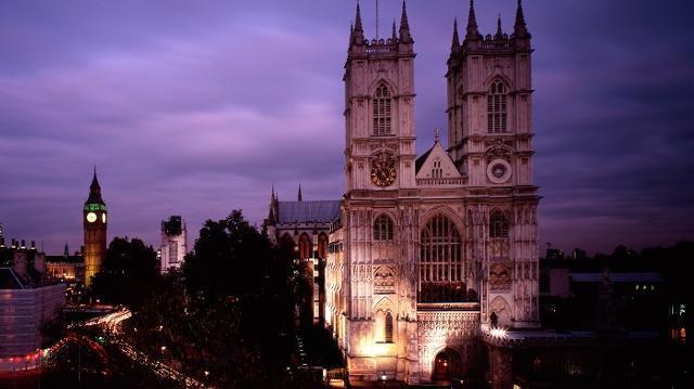第八天   伦敦