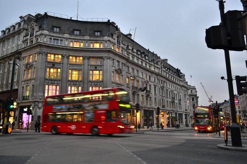 第十二天   伦敦