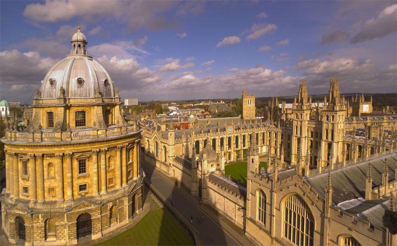 第十三天   牛津大学