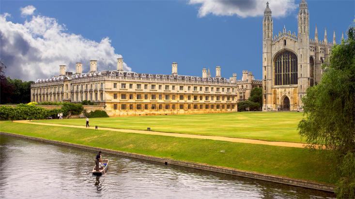 第十三天   剑桥大学