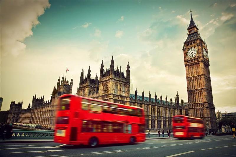 第十四天   伦敦