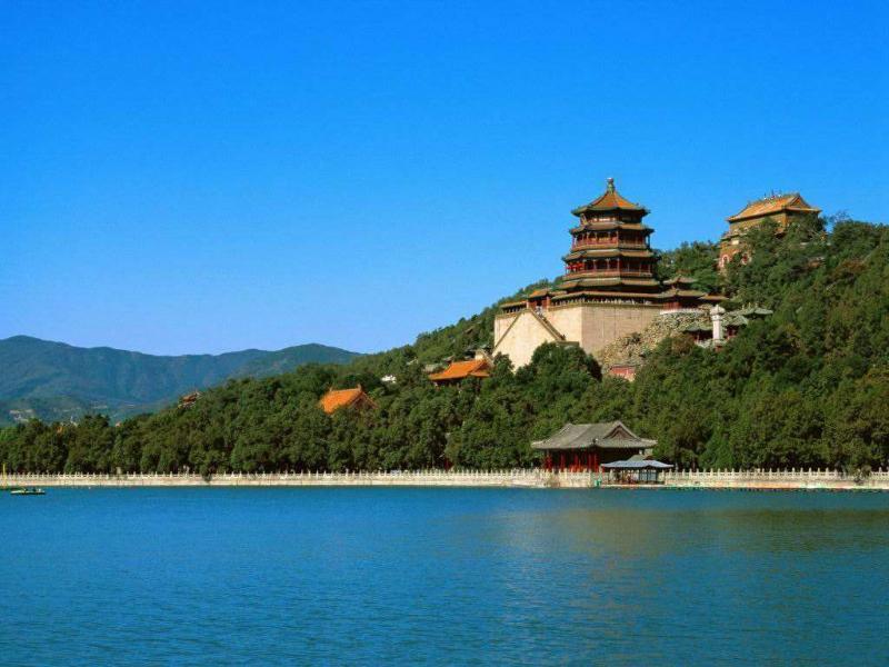 第五天   颐和园-北京师范大学