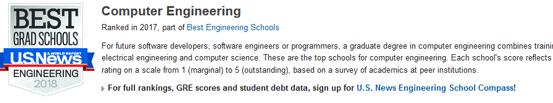 2018年USNEWS美国大学计算机工程专业排名.png