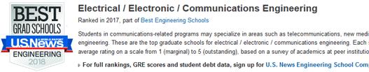 2018年USNEWS美国大学电子电气通信工程专业排名.png