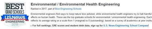 2018年USNEWS美国大学环境工程专业排名.png