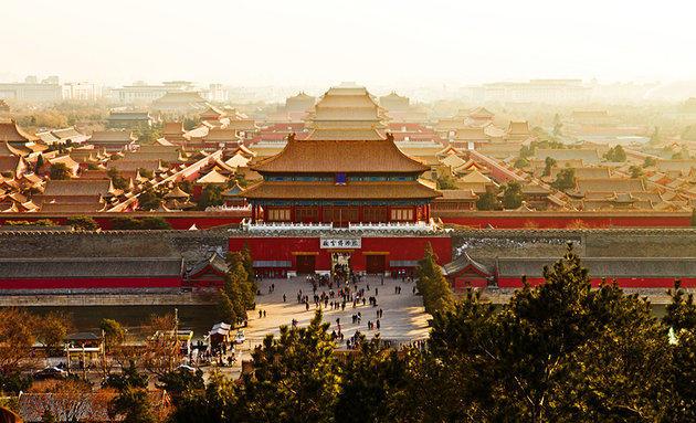 第二天   北京