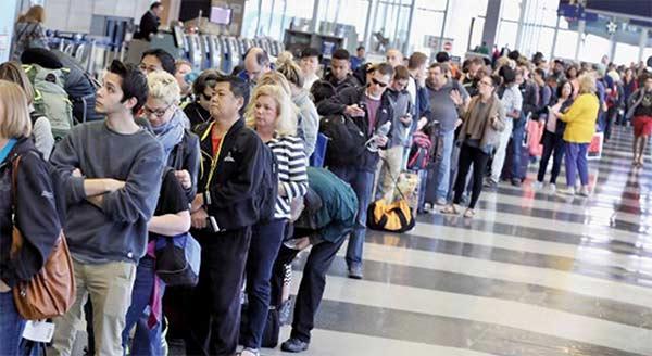 美国留学生请注意!美国机场又出新的安保措施!