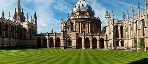看看牛津大学的学长们有哪些习惯?你们的差距在哪里?