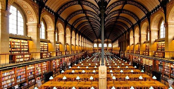 汇总!十所顶尖英国大学图书馆!馆藏量惊人!
