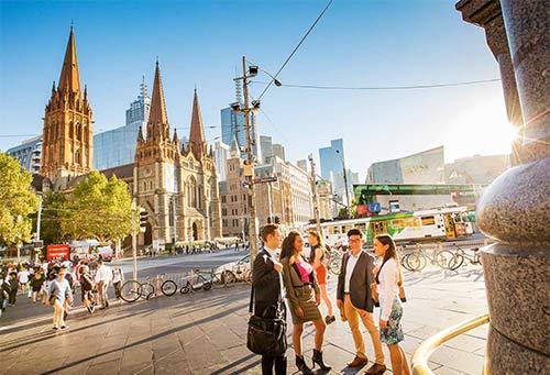 最新!2018澳大利亚墨尔本大学申请条件变动!