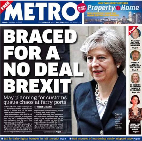 """英国开始第五轮""""脱欧""""谈判,对留学生有何影响?"""