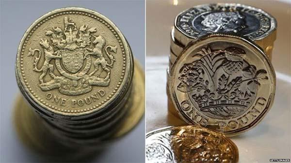 英国留学生们请注意:从下周一起,英国老1磅将不再是法定货币!