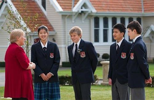 新西兰中学最大优势之一:个性的陪读政策
