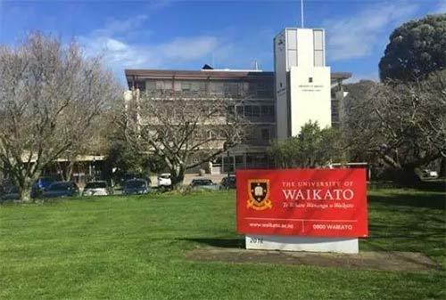 一所培育总统的新西兰名校:怀卡托大学