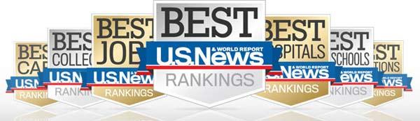 2018USnews美国大学本科金融专业排名解析:宾大蝉联第一