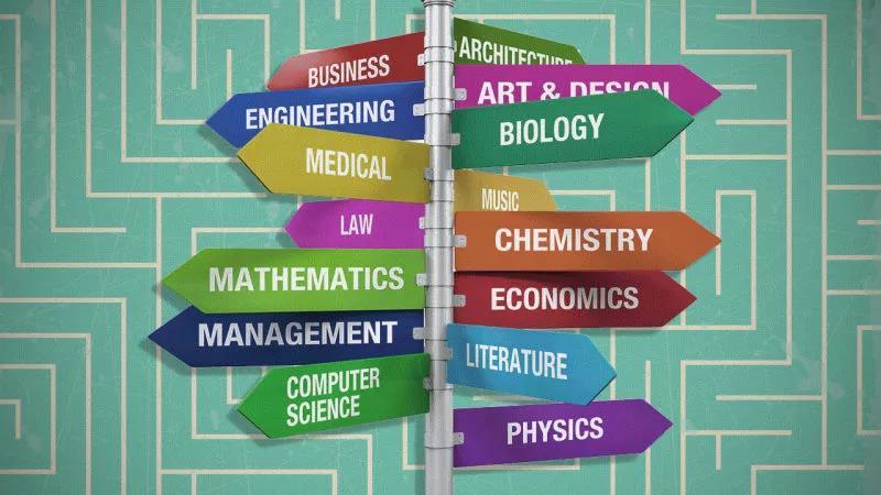 美国留学最轻松和最辛苦的十大专业.jpg