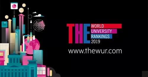 2019THE世界大学排名Top100美国高校,哈佛不是世界第一