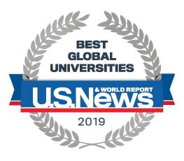 2019 U.S.news世界大学排名之日本篇!