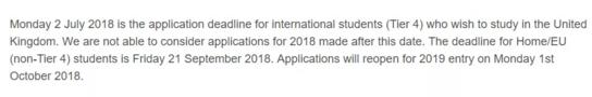 辟谣:2019伯明翰大学商科硕士截止申请?这是个假消息!