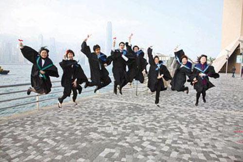 1分钟,让你了解香港研究生的学位、学制、学费……
