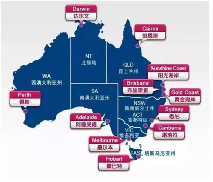 汇总:2019年澳洲研究生留学费用一览表