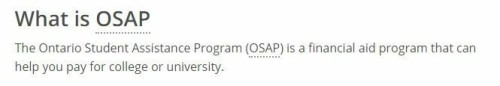 加国读书谁也别想省钱:留学生学费虽然没降,本地生的OSAP也要凉凉!!