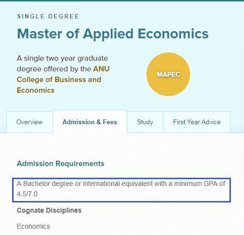 语言班取消?择优录取?2020年澳国立大学入学录取政策有点方!