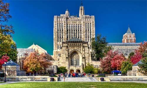 耶鲁大学GPA要求是多少?国际学生的入学要求是?
