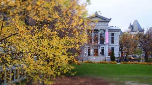 麦吉尔大学校园