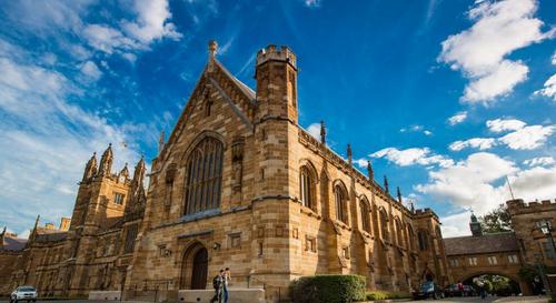 泰晤士2019年世界大学排名中,澳洲6所大学杀入前百!