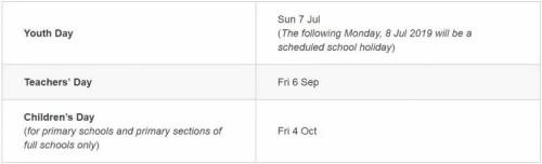 新加坡留学:1月2号就开学,这也太快了吧!