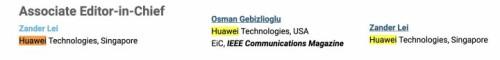 """""""学术无界限""""大反转:IEEE承认限制华为人参与论文审稿"""