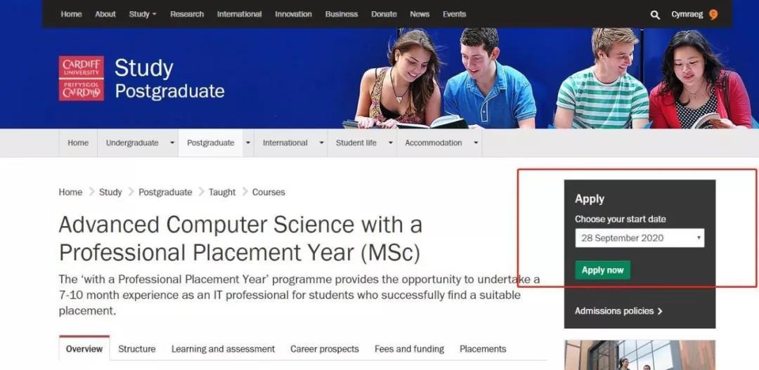 最新!2020年这些英国大学已经开放了硕士申请!