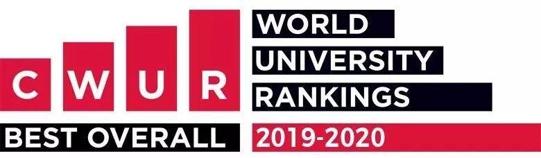2020年CWUR世界大学排名出炉,美英高校称霸排名!