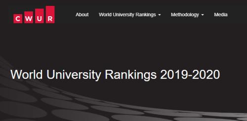 2020年CWUR世界大學排名之日本大學表現如何