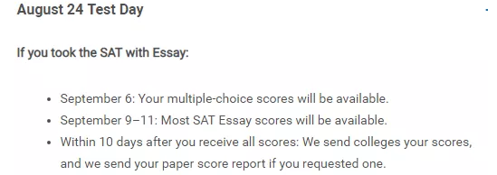 突发!部分考生北美SAT成绩被撤回?!
