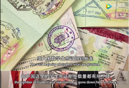 关于赴美留学签证,美国副助理国务卿有话要说