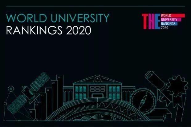 2020年泰晤士报THE世界大学之英国大学排名!
