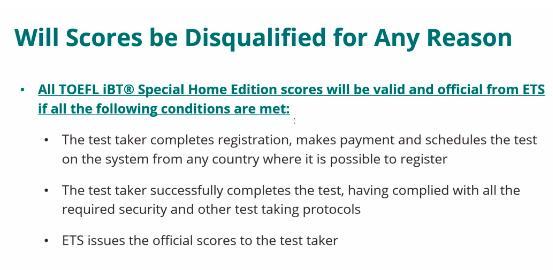 托福家庭版,ETS官方,托福家庭版考试