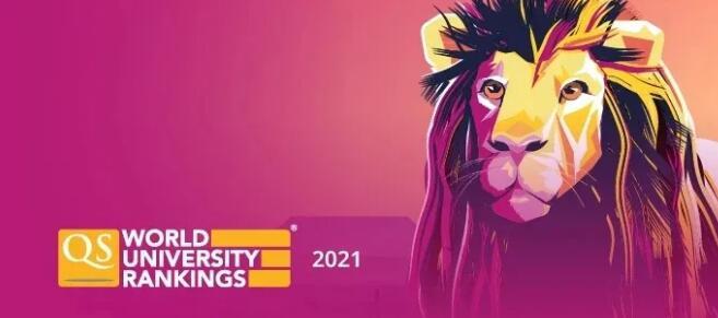 2021,QS世界大学排名,英美,亚洲