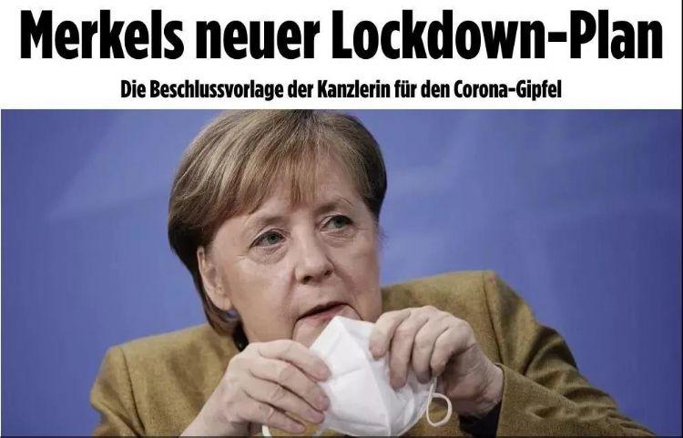 德国实行更严格封锁线制