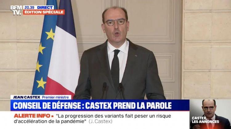 法国最新入境政策